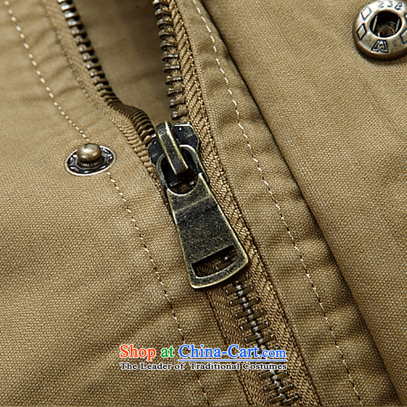Jeep Shield 2015 men washable military jacket men in long cap jacket D6807 Army Green XL, jeep shield shopping on the Internet has been pressed.
