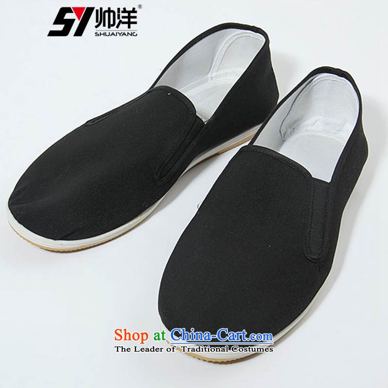 Shuai ocean men Tang fitting products in style and comfortable and elegant reminiscent of the Black?38