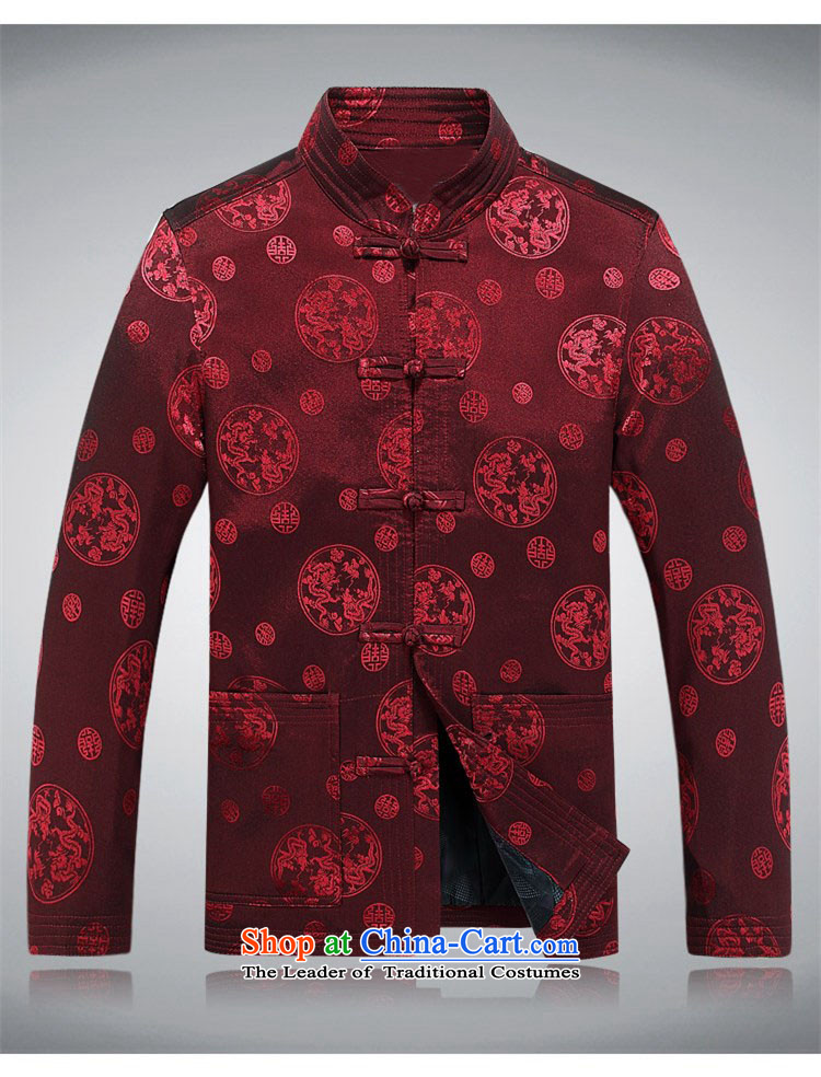 Hiv Rollet Spring New Elderly jacket elderly auspicious Tang jacket jacket blue聽XXL picture, prices, brand platters! The elections are supplied in the national character of distribution, so action, buy now enjoy more preferential! As soon as possible.