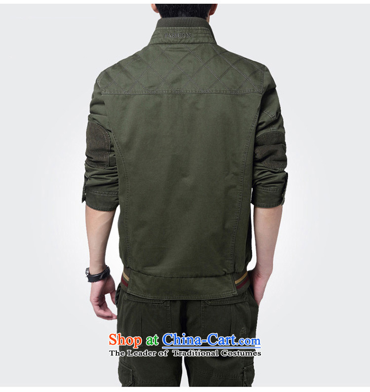Jeep Shield 2015 men stitching Washed Cotton coat D6803 leisure Army Green XL Photo, prices, brand platters! The elections are supplied in the national character of distribution, so action, buy now enjoy more preferential! As soon as possible.
