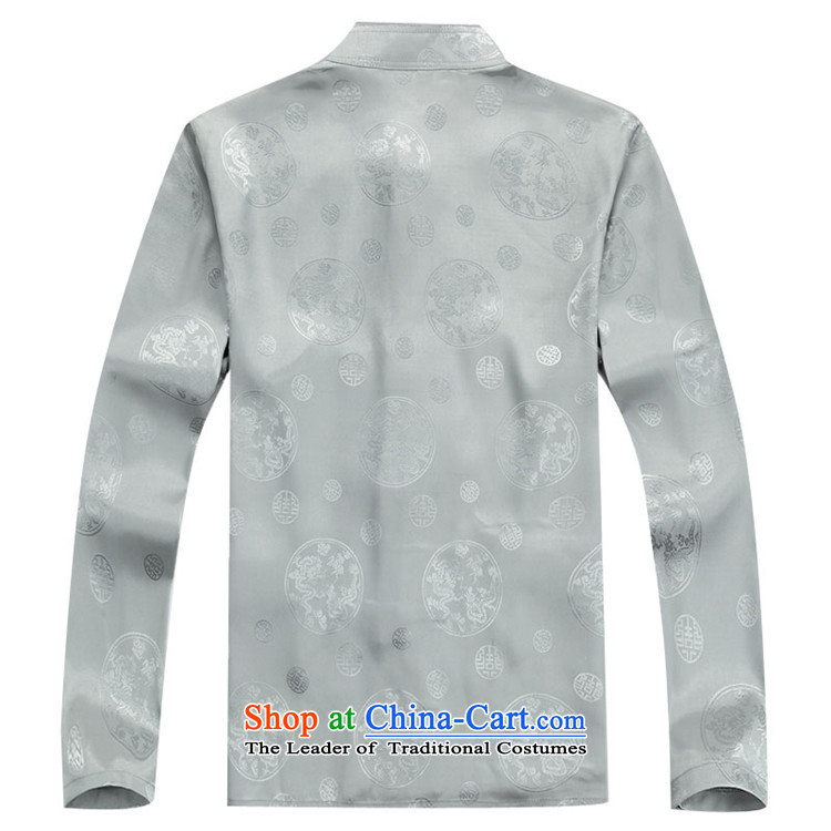 Hiv Rollet Men long-sleeved tang in the older bundle ethnic Han-men and White Kit聽XXXL picture, prices, brand platters! The elections are supplied in the national character of distribution, so action, buy now enjoy more preferential! As soon as possible.