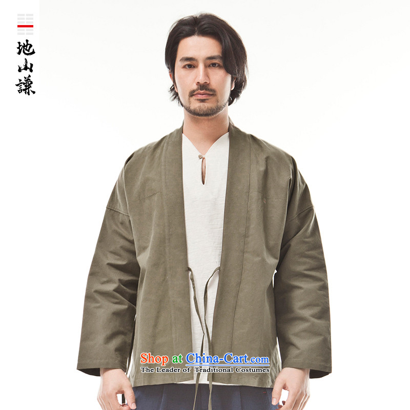 In Shan Abraham China wind new innovative Han-pure cotton tea serving Chinese and stylish meditation track suit national wind-shan Abraham (M) in , , , shopping on the Internet