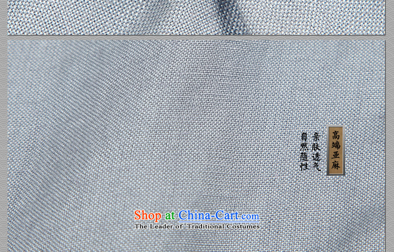 Cd 3 China wind wind Chhnang Sau San linen cotton linen Chinese national costumes and spring and autumn coats of ethnic Tang dynasty soot small picture (S), prices, brand platters! The elections are supplied in the national character of distribution, so action, buy now enjoy more preferential! As soon as possible.