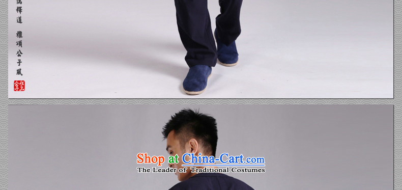 Cd 3 China wind bodhicitta male summer cotton linen flax short-sleeved shirt Chinese men casual shirts in Tang Dynasty ball spring and summer, big white (L) Picture, prices, brand platters! The elections are supplied in the national character of distribution, so action, buy now enjoy more preferential! As soon as possible.