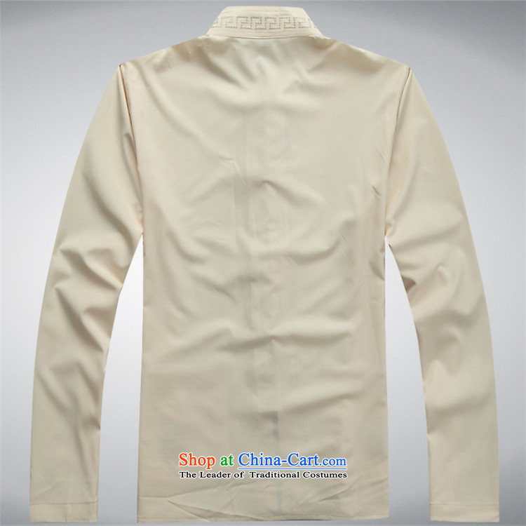 Hiv middle-aged men Rollet Tang Dynasty Package in long-sleeved older father Tang dynasty replacing ball-Service Pack men fall Tang dynasty white kit聽S picture, prices, brand platters! The elections are supplied in the national character of distribution, so action, buy now enjoy more preferential! As soon as possible.
