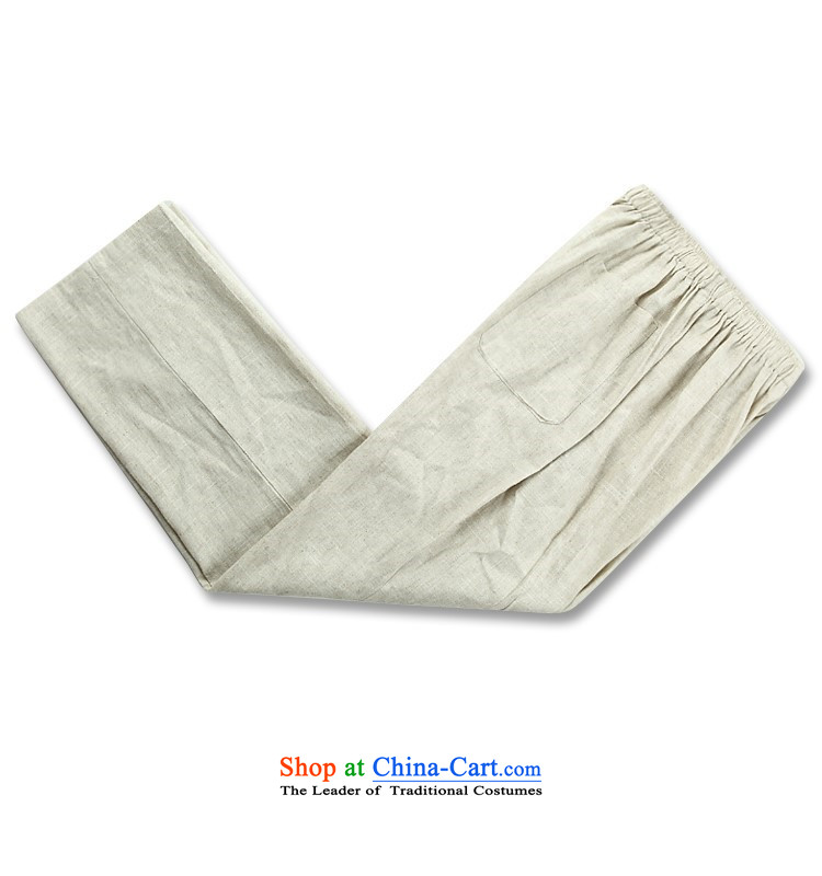Beijing Summer Europe New Tang dynasty hemp men short-sleeved T-shirt and older persons in the Han-China wind men's short-sleeve kit beige kit聽XL Photo, prices, brand platters! The elections are supplied in the national character of distribution, so action, buy now enjoy more preferential! As soon as possible.