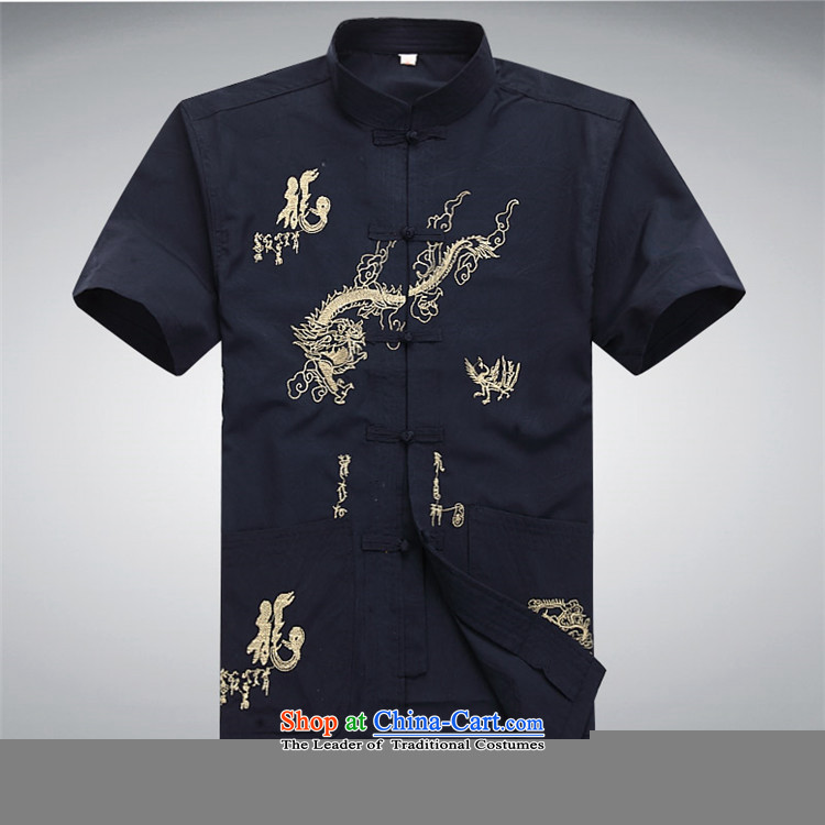Kanaguri mouse summer new men in Tang Dynasty older men short-sleeve packaged loose breathable short-sleeved T-shirt and national costumes red kit聽XXL picture, prices, brand platters! The elections are supplied in the national character of distribution, so action, buy now enjoy more preferential! As soon as possible.
