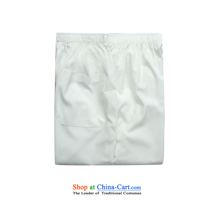 Beijing spring and summer, the OSCE in Tang Dynasty older men cotton Tang Kit large long-sleeved casual relaxd father replacing white shirt聽M picture, prices, brand platters! The elections are supplied in the national character of distribution, so action, buy now enjoy more preferential! As soon as possible.
