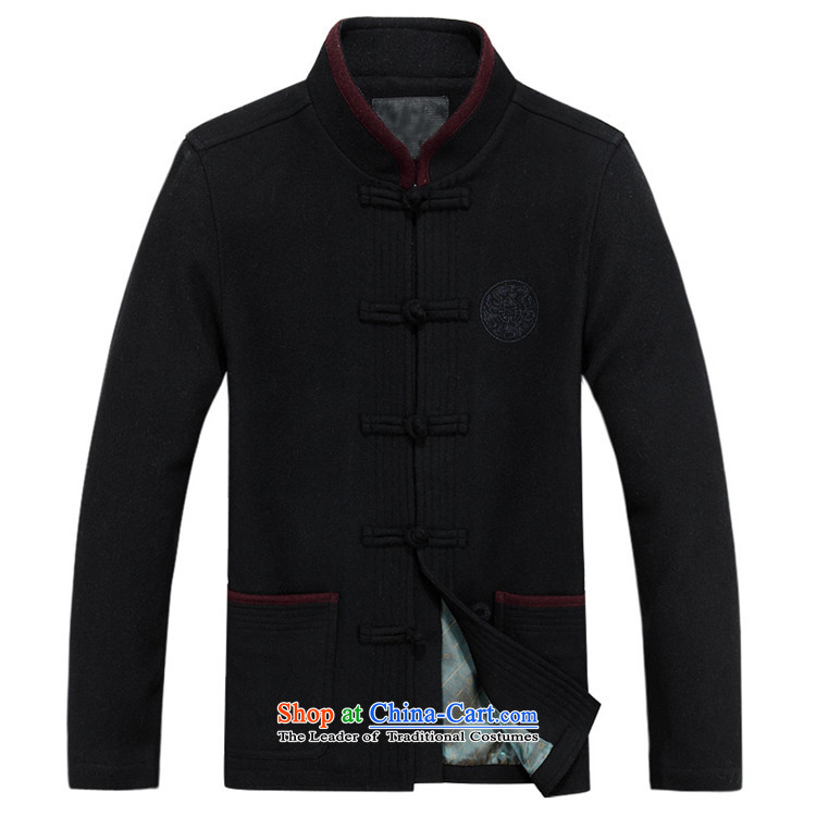 Kanaguri Mouse China wind spring men of older persons in the Tang dynasty a spring men Chinese tunic jacket navy blue聽XXXL picture, prices, brand platters! The elections are supplied in the national character of distribution, so action, buy now enjoy more preferential! As soon as possible.