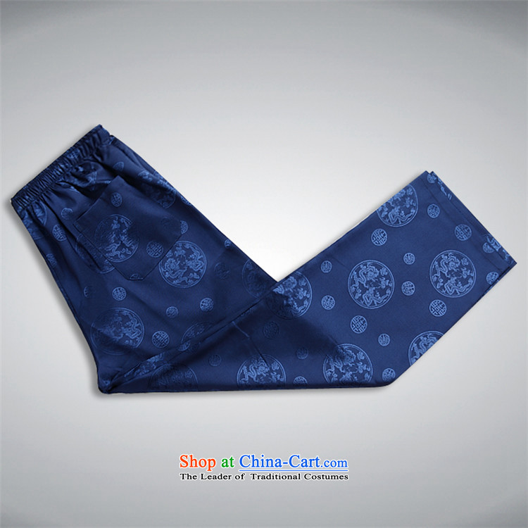 Hiv Rollet spring and summer men Tang Dynasty Package short-sleeved older people in China wind men's grandfather summer Chinese Gold Suite聽XXXL picture, prices, brand platters! The elections are supplied in the national character of distribution, so action, buy now enjoy more preferential! As soon as possible.