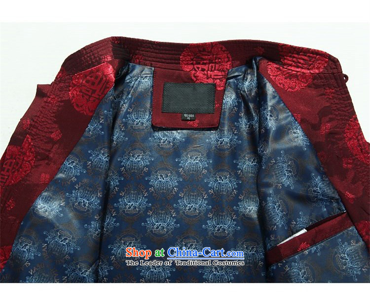 Hiv Rollet men Tang Dynasty Package in the summer of Tang Dynasty older men and the spring and summer load long-sleeved national costumes Chinese grandfather blue聽XXL picture, prices, brand platters! The elections are supplied in the national character of distribution, so action, buy now enjoy more preferential! As soon as possible.