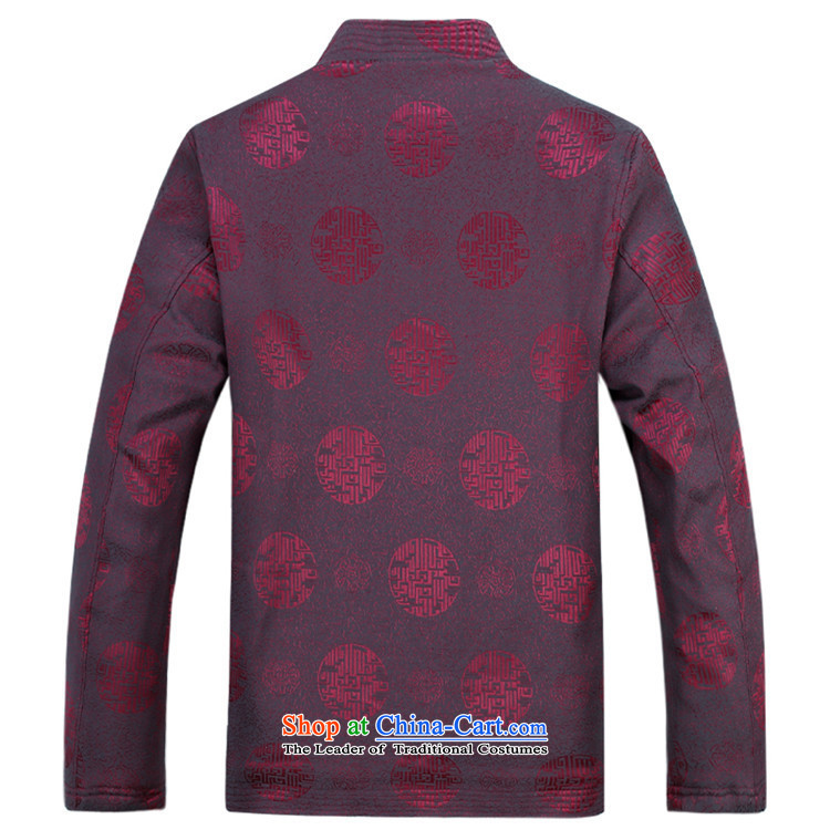 Kanaguri mouse in Tang Dynasty older men and long-sleeved shirt men during the spring and autumn men Tang Jacket coat red聽XXXL picture, prices, brand platters! The elections are supplied in the national character of distribution, so action, buy now enjoy more preferential! As soon as possible.