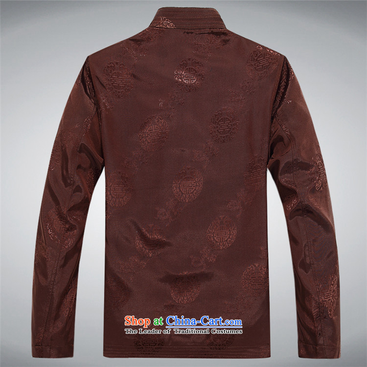 Beijing Spring and Autumn Europe men Tang dynasty long-sleeved shirt, elderly men tray clip older persons long-sleeved jacket men and Shuangxi聽XXXL color pictures, prices, brand platters! The elections are supplied in the national character of distribution, so action, buy now enjoy more preferential! As soon as possible.