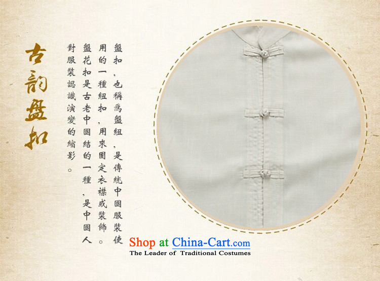 Hiv Rollet Summer China wind men Tang dynasty long-sleeved kit of older persons in the summer summer Chinese men White聽XXL kit picture, prices, brand platters! The elections are supplied in the national character of distribution, so action, buy now enjoy more preferential! As soon as possible.