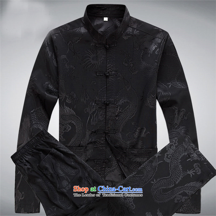 Hiv Rollet men Tang dynasty male taxi Tang Dynasty Package long-sleeved T-shirt and Tang dynasty middle-aged China wind beige kit XXL picture, prices, brand platters! The elections are supplied in the national character of distribution, so action, buy now enjoy more preferential! As soon as possible.