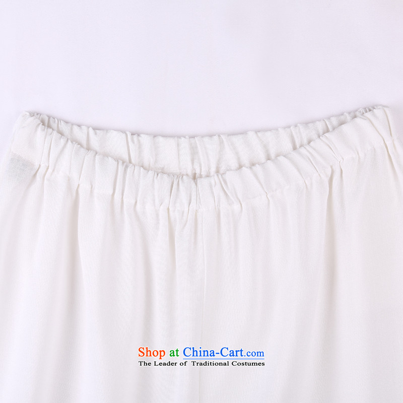 2015 Spring/Summer load new products from Vigers Po Tang dynasty China Wind Pants in older Tang pants and white聽XL(52), 12 federal core Chai Lang , , , shopping on the Internet
