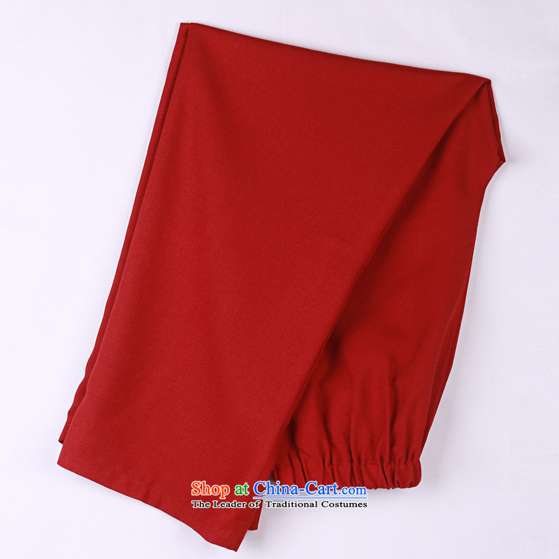 2015 Spring/Summer load new products from Vigers Po Tang dynasty China Wind Pants in older Tang pants dark red聽L(50), 15 federal core Chai Lang , , , shopping on the Internet