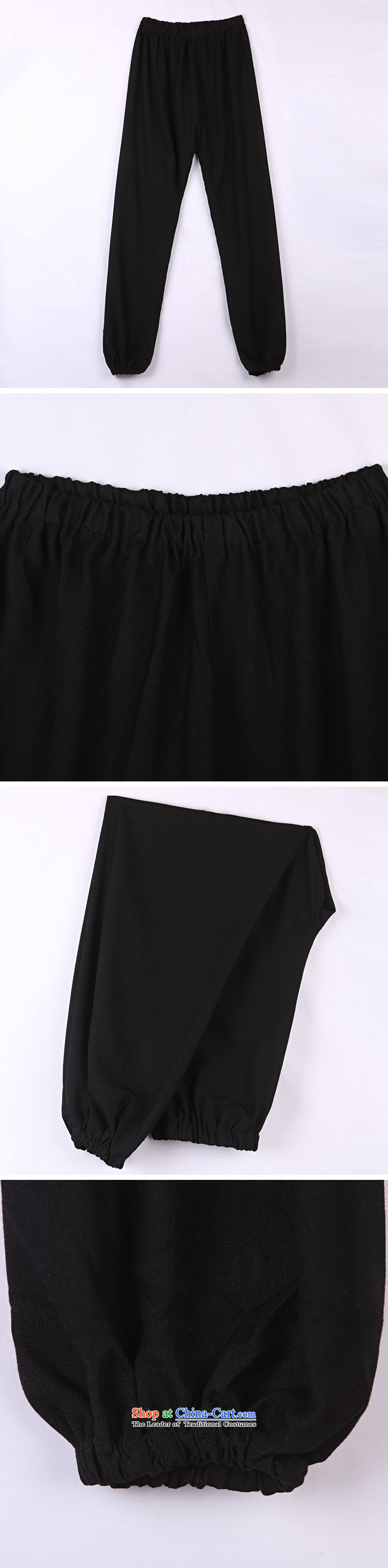 2015 Spring/Summer load new products from Vigers Po Tang dynasty China Wind Pants in older Tang pants 16 black聽XXXL(56) picture, prices, brand platters! The elections are supplied in the national character of distribution, so action, buy now enjoy more preferential! As soon as possible.