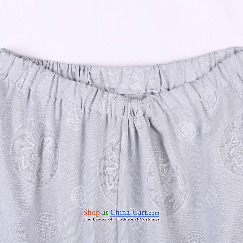 2015 Spring/Summer load new products from Vigers Po Tang dynasty China Wind Pants in older Tang pants 17 Gray聽L(50), federal core Chai Lang , , , shopping on the Internet
