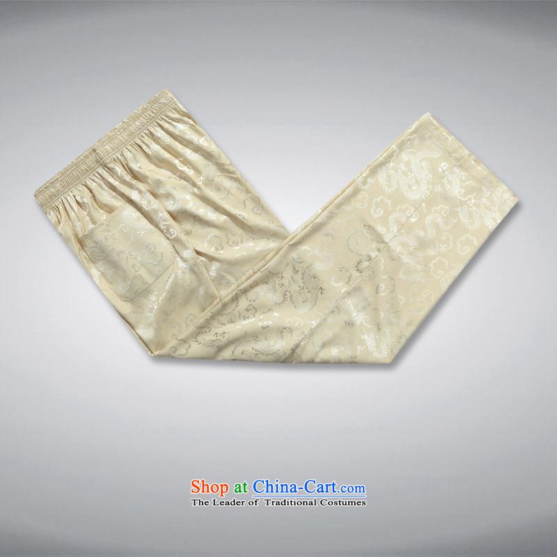 Kanaguri mouse casual pants聽2015 Summer new men casual men's trousers, Tang dynasty beige聽, L kanaguri mouse (JINLISHU) , , , shopping on the Internet