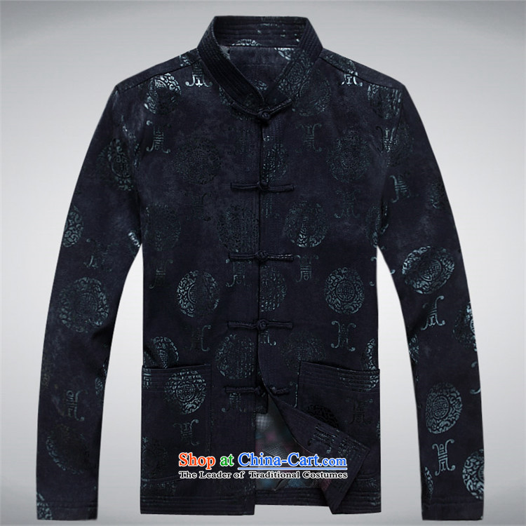 Kanaguri mouse autumn and winter New China wind men's jackets festive birthday Tang birthday wedding father replace collar Chinese gown RED聽M picture, prices, brand platters! The elections are supplied in the national character of distribution, so action, buy now enjoy more preferential! As soon as possible.