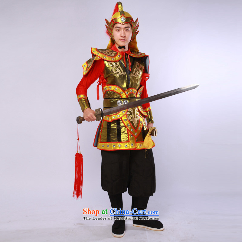 Ancient uniform theatrical services videos terra cotta warriors armor small boy will figure , L, in America , , , shopping on the Internet