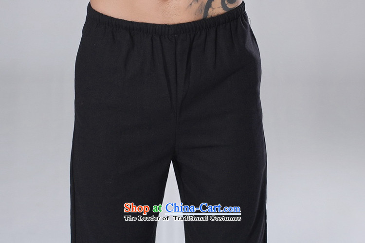 In accordance with the new l love men of ethnic Chinese improved casual pants elastic waist pure color Tang聽LGD/P0015# pants聽White聽XL Photo, prices, brand platters! The elections are supplied in the national character of distribution, so action, buy now enjoy more preferential! As soon as possible.