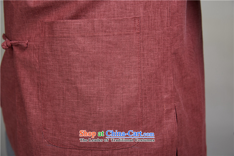 Fudo Aulacese Songs de聽2015 new cotton linen china wind Men's Jackets Tang hand-tie of autumn and winter middle-aged men and father replacing Chinese clothing light blue聽XL Photo, prices, brand platters! The elections are supplied in the national character of distribution, so action, buy now enjoy more preferential! As soon as possible.