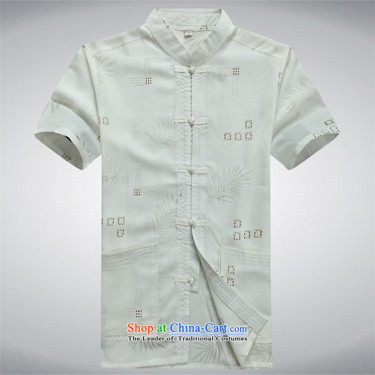 Kanaguri Mouse middle-aged men summer Tang dynasty short-sleeved shirt, older men's shirt, beige sweater summer S picture, prices, brand platters! The elections are supplied in the national character of distribution, so action, buy now enjoy more preferential! As soon as possible.