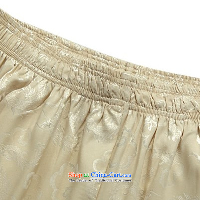 Rollet HIV from older men's Tang Dynasty Chinese Han-Summer Ball-middle-aged services pants leisure summer father red聽XL, HIV (AICAROLINA ROLLET) , , , shopping on the Internet
