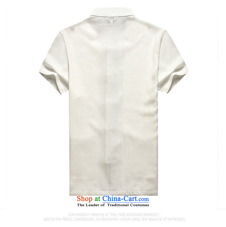The OSCE, 2015 summer, middle-aged lemonade men short-sleeved shirt in older summer blouses solid color minimalist China wind Men's Mock-Neck Shirt Tang Dynasty Large Yellow聽185 pictures, prices, brand platters! The elections are supplied in the national character of distribution, so action, buy now enjoy more preferential! As soon as possible.