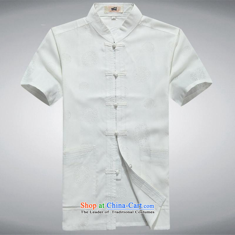 Hundreds of brigade bailv summer Stylish slim, collar comfortable short-sleeved T-shirt white clip relax tray?180