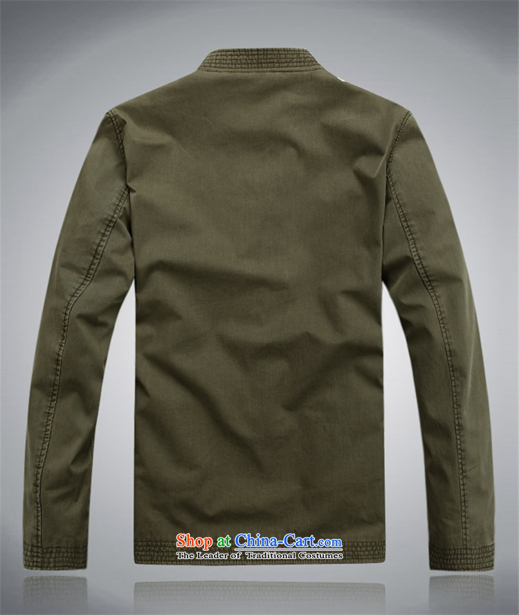 Kanaguri mouse spring new father replacing Chinese men, elderly men l Tang pale green jacket聽XXXL picture, prices, brand platters! The elections are supplied in the national character of distribution, so action, buy now enjoy more preferential! As soon as possible.