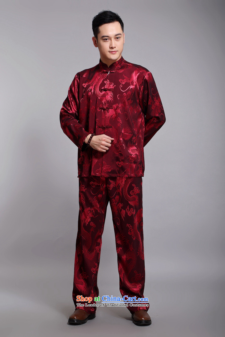 Silver armor men Tang Dynasty Package for men and elderly men's long-sleeved summer China wind men silk father summer load bundle white聽170 pictures, prices, brand platters! The elections are supplied in the national character of distribution, so action, buy now enjoy more preferential! As soon as possible.