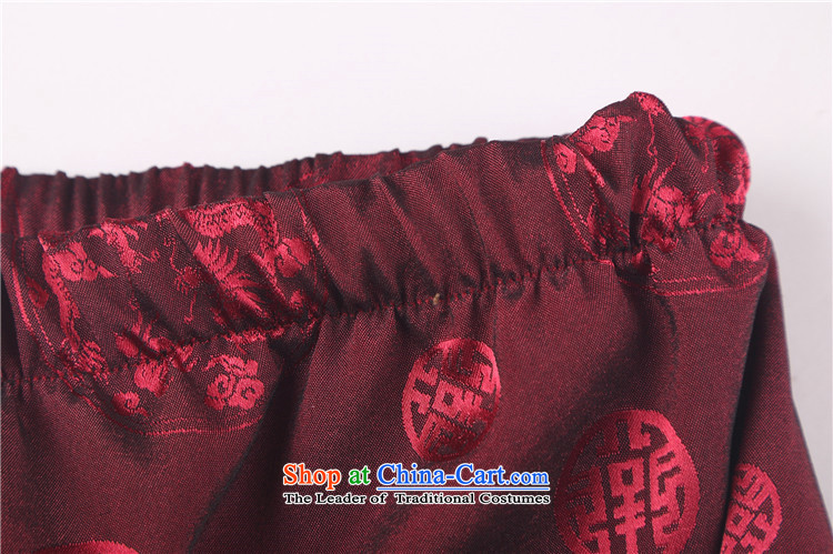 Rollet HIV from older men long-sleeved Tang dynasty China wind older leisure wears martial shirt jogs Han-blueXL Photo, prices, brand platters! The elections are supplied in the national character of distribution, so action, buy now enjoy more preferential! As soon as possible.