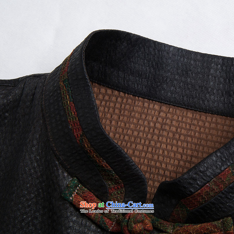 Renowned incense cloud yarn in Tang elderly men pack Black聽XL, renowned (CHIYU) , , , shopping on the Internet