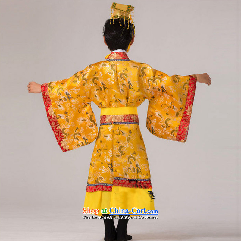 The Syrian children ancient time Boys show up to Tang dynasty Han-chin Han-king of the Tang dynasty costumes and photography COS Prince Edward Prince Edward Tang Dynasty Halloween聽120-130 time Syrian shopping on the Internet has been pressed.