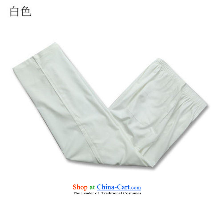 Beijing OSCE men summer new Tang dynasty short-sleeved Tang dynasty in older-Tang dynasty male short-sleeved Tang Dynasty Package White Kit M/170 picture, prices, brand platters! The elections are supplied in the national character of distribution, so action, buy now enjoy more preferential! As soon as possible.
