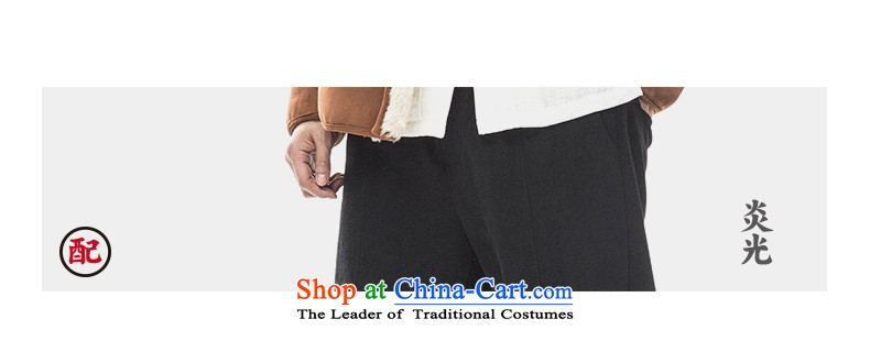 2015 Autumn tree to Tang dynasty and the new long-sleeved sweater thick Warm Han-male China improved wave Tang Huang180/XL tea picture, prices, brand platters! The elections are supplied in the national character of distribution, so action, buy now enjoy more preferential! As soon as possible.