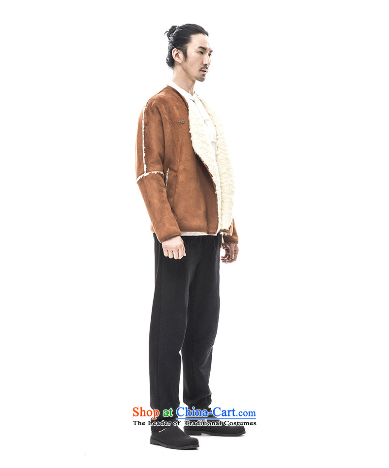 2015 Autumn tree to Tang dynasty and the new long-sleeved sweater thick Warm Han-male China improved wave Tang Huang聽180/XL tea picture, prices, brand platters! The elections are supplied in the national character of distribution, so action, buy now enjoy more preferential! As soon as possible.