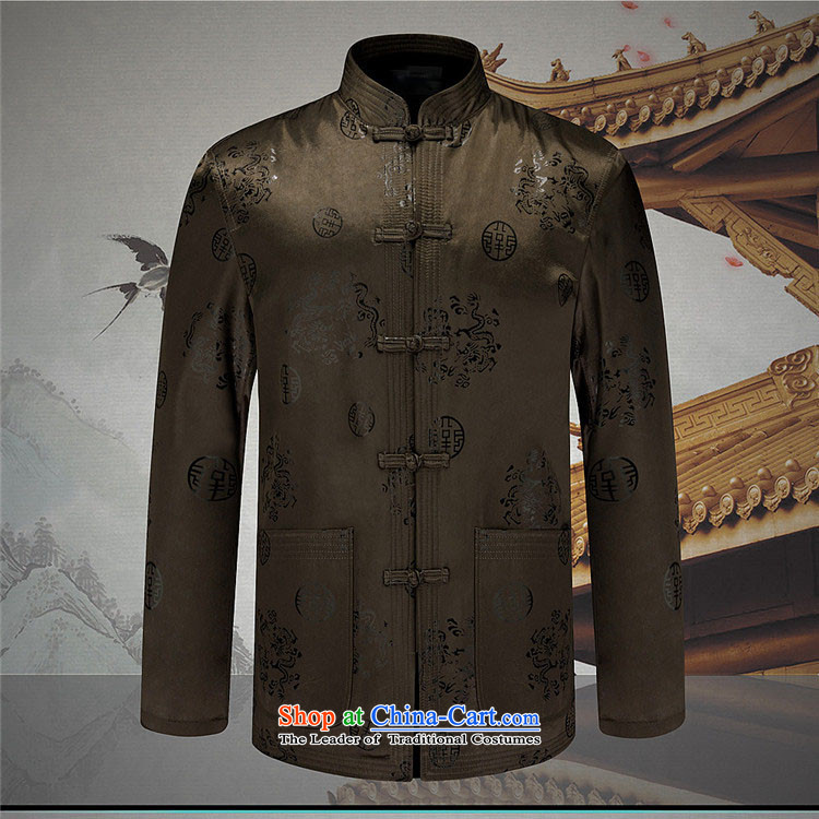 Hunnz New China wind men of older persons in the Tang Dynasty Chinese knots of men wearing dark blue ethnic characteristics聽190 pictures, prices, brand platters! The elections are supplied in the national character of distribution, so action, buy now enjoy more preferential! As soon as possible.