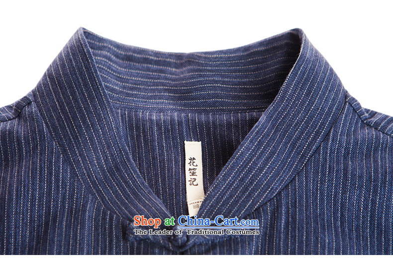 His Excellency spend $credited China wind Henry Jung-Pure Cotton fine ancient Chinese retreat with a mock-neck disc deduction yi retro nation in the Tang dynasty DEEP BLUE (M) Picture, prices, brand platters! The elections are supplied in the national character of distribution, so action, buy now enjoy more preferential! As soon as possible.
