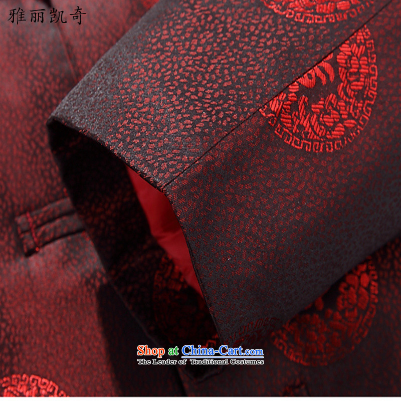 Alice Keci of older persons in the Tang Dynasty Autumn Festival couples China wind clothing men's jackets grandfathers jacket coat -88030 Han-male88030 men170 female), only Alice keci shopping on the Internet has been pressed.