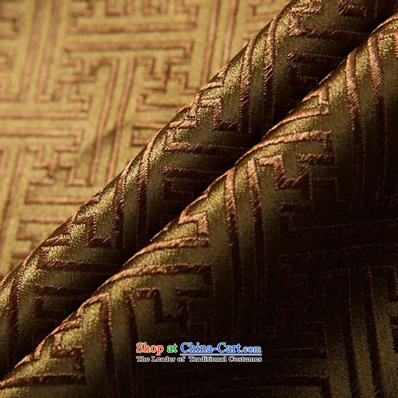 Kanaguri Mouse Tang dynasty Long-sleeve Autumn New Men Tang jackets, gold聽, gold jacket gopher (JINLISHU) , , , shopping on the Internet