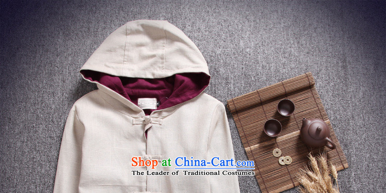 Dan Jie Shi 2015 new ethnic Chinese men Tang Dynasty of Korea disc detained hoodie retro ethnic jacket and leisure and olive green M picture, prices, brand platters! The elections are supplied in the national character of distribution, so action, buy now enjoy more preferential! As soon as possible.