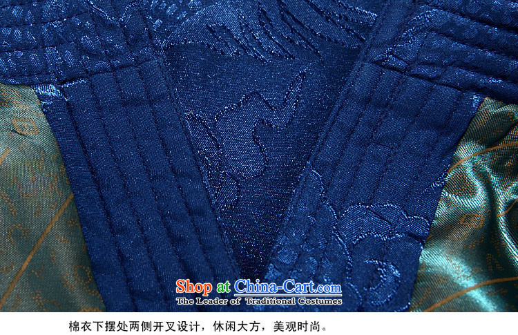 Kanaguri mouse autumn and winter new men's jackets for older Tang long-sleeved jacket with blue DAD package聽85 pictures, prices, brand platters! The elections are supplied in the national character of distribution, so action, buy now enjoy more preferential! As soon as possible.