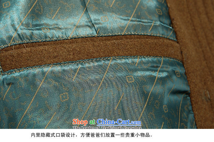 Kanaguri mouse in autumn, Tang older jacket jacket, long-sleeved shirt collar men Tang Dynasty navy blue long-sleeved father replacing聽75 pictures, prices, brand platters! The elections are supplied in the national character of distribution, so action, buy now enjoy more preferential! As soon as possible.