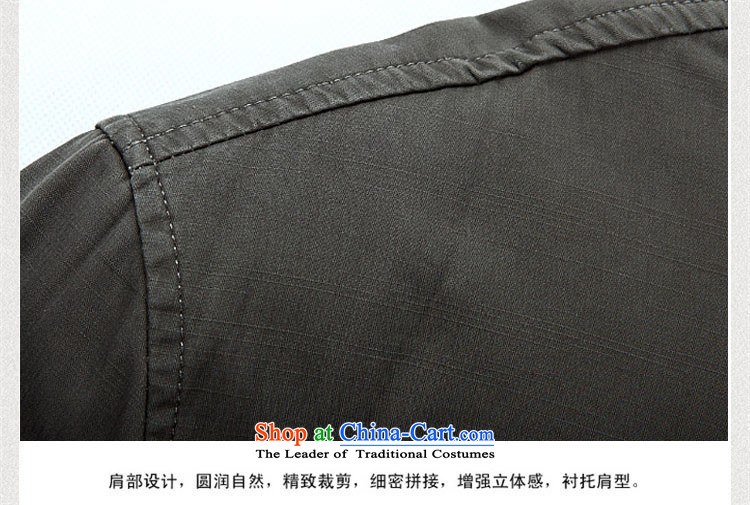 Kanaguri mouse new winter clothing thick men Tang dynasty cotton jacket dark gray聽M/170 picture, prices, brand platters! The elections are supplied in the national character of distribution, so action, buy now enjoy more preferential! As soon as possible.