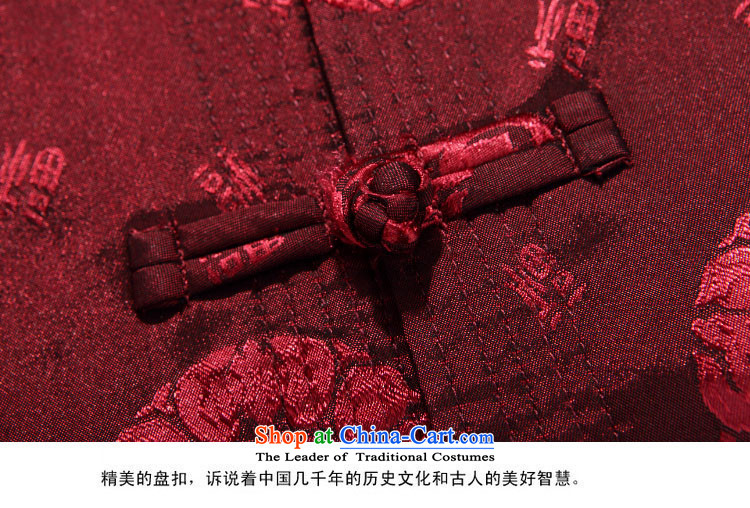 Kanaguri mouse autumn and winter jackets Tang men father replacing Tang Red聽M/170 picture, prices, brand platters! The elections are supplied in the national character of distribution, so action, buy now enjoy more preferential! As soon as possible.