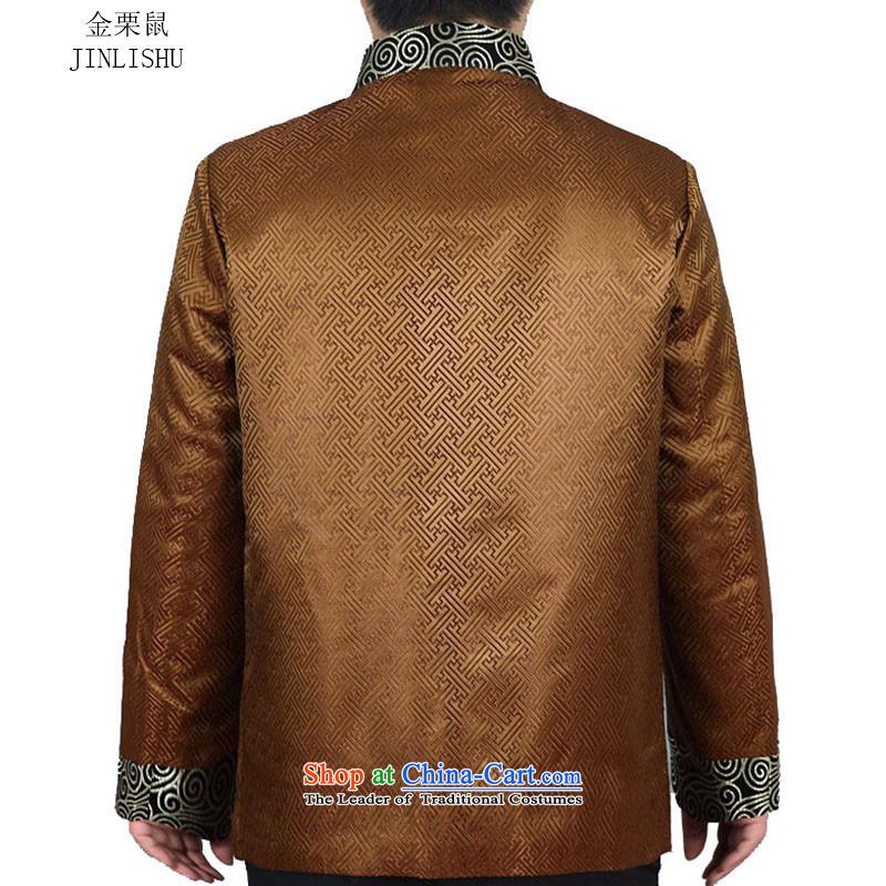 Kanaguri mouse with new fall Tang dynasty Long-sleeve men Tang jackets and Kim Ho聽XL, Kim Gopher (JINLISHU) , , , shopping on the Internet